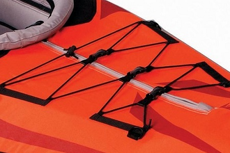 Advanced Elements AE1012-R AdvancedFrame Inflatable Kayak Storage Area