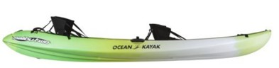 Ocean Kayak 12-Feet Malibu Kayak Side view