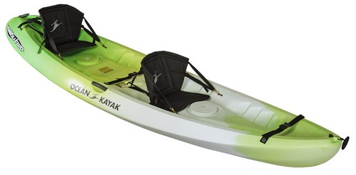 Ocean Kayak 12-Feet Malibu Two Tandem Kayak - Best Tandem Kayak