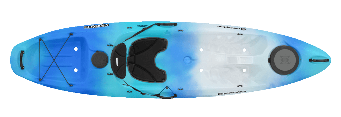 Perception R15 Pescadors 100 Kayak Seaspray