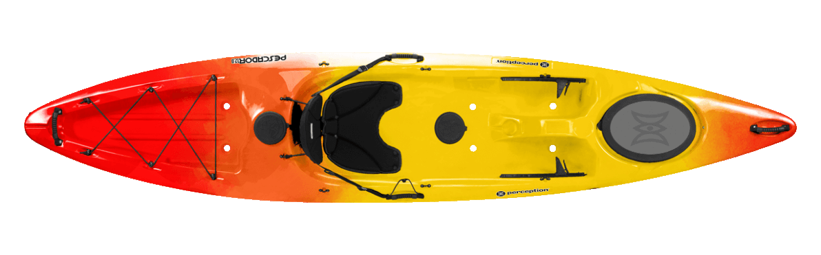 Perception R15 Pescadors 120 Kayak Sunset