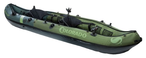 Sevylor Coleman Colorado 2-Person Fishing Kayak - Best Tandem kayak
