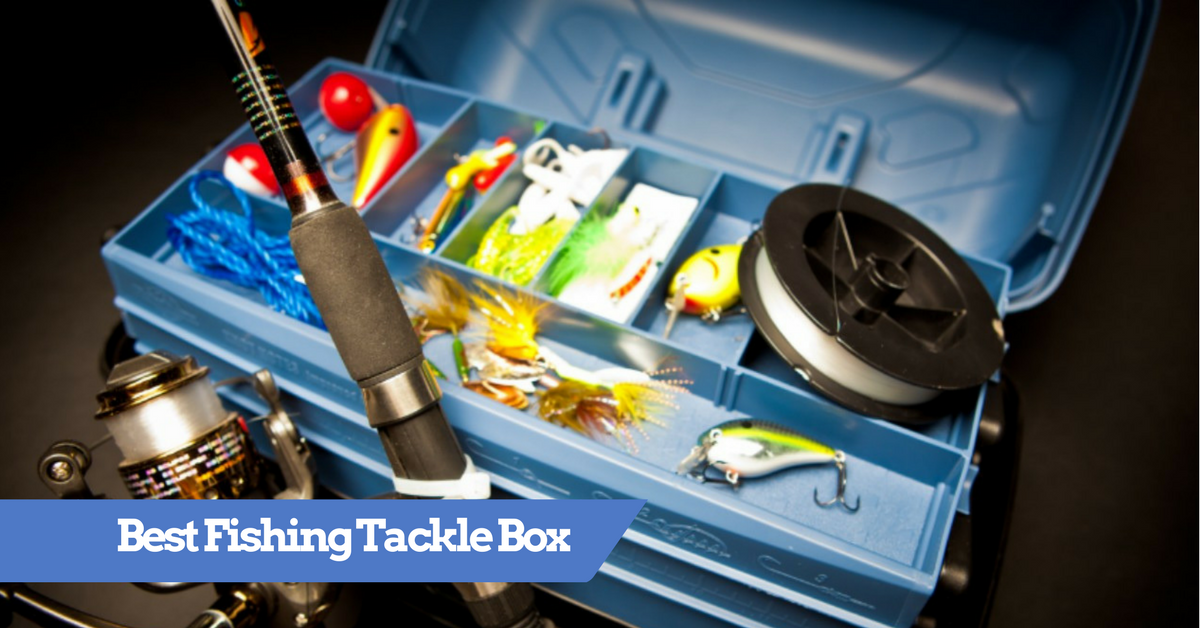 Best Fishing Tackle Box Featured