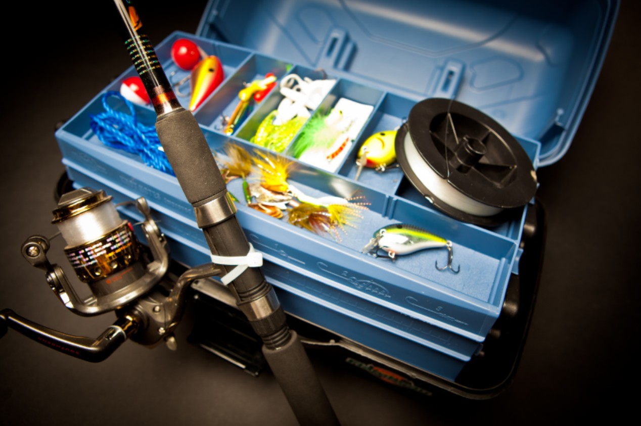 Fishing Tackle Box - SUP