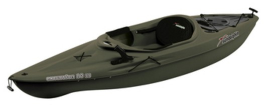Sun Dolphin Excursion Sit-In Fishing Kayak new - Best Fishing kayak