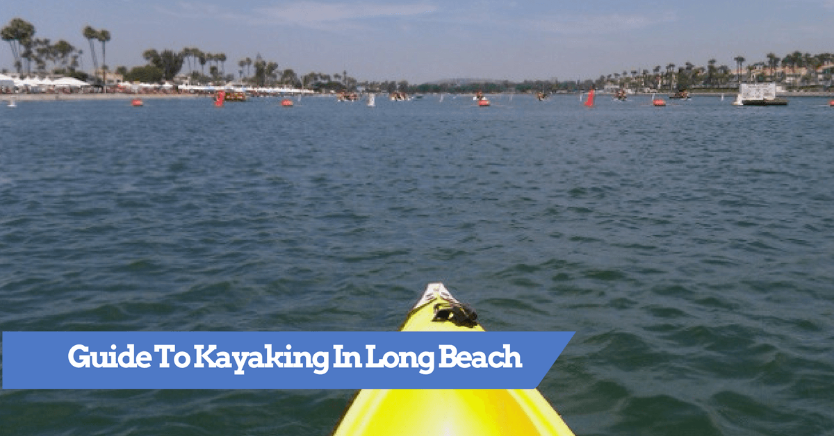 Guide To Kayaking In Long Beach California