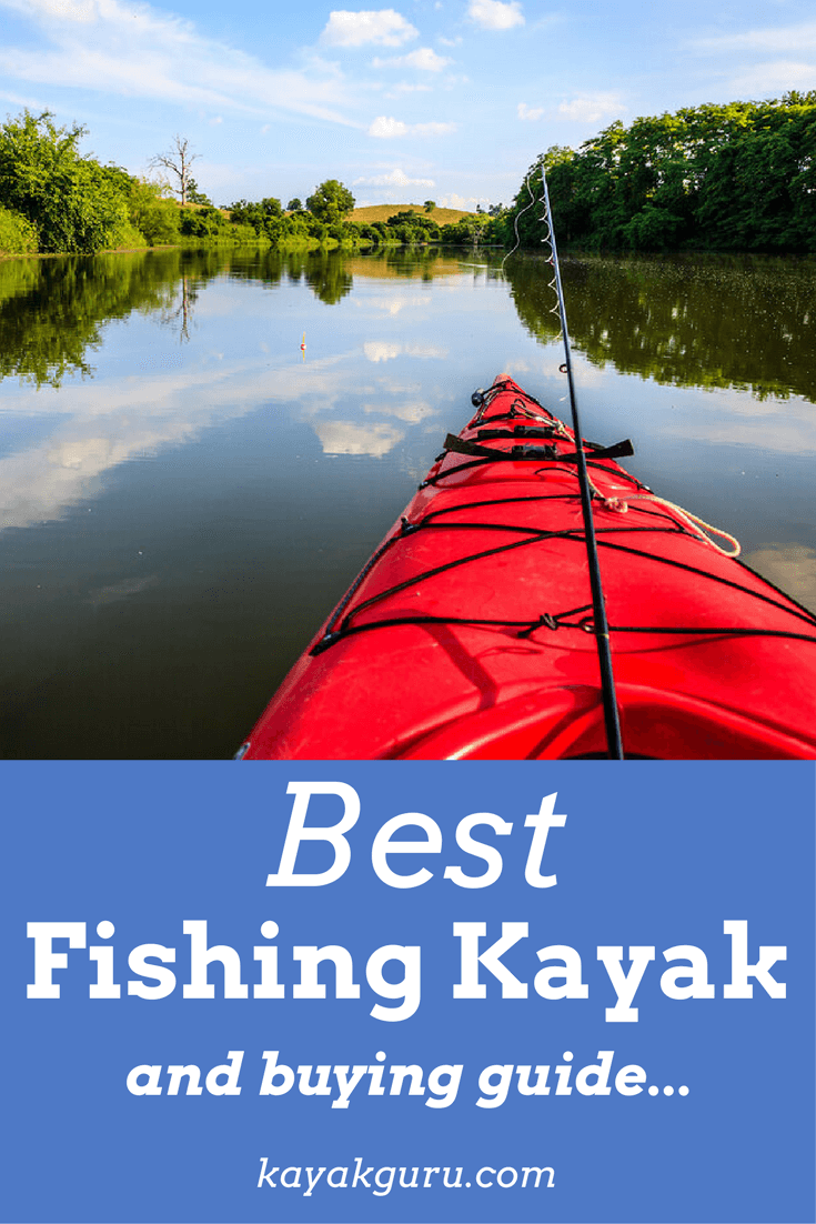 Best Fishing Kayak Vertical