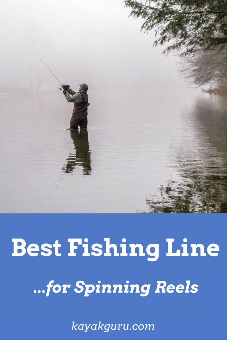 Best fishing line for spinning reels 2018 top rated for Good fishing line