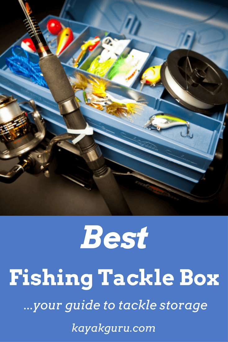 Best Fishing Tackle Box Vertical
