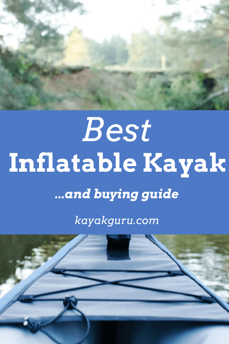 Best Inflatable Kayak Vertical