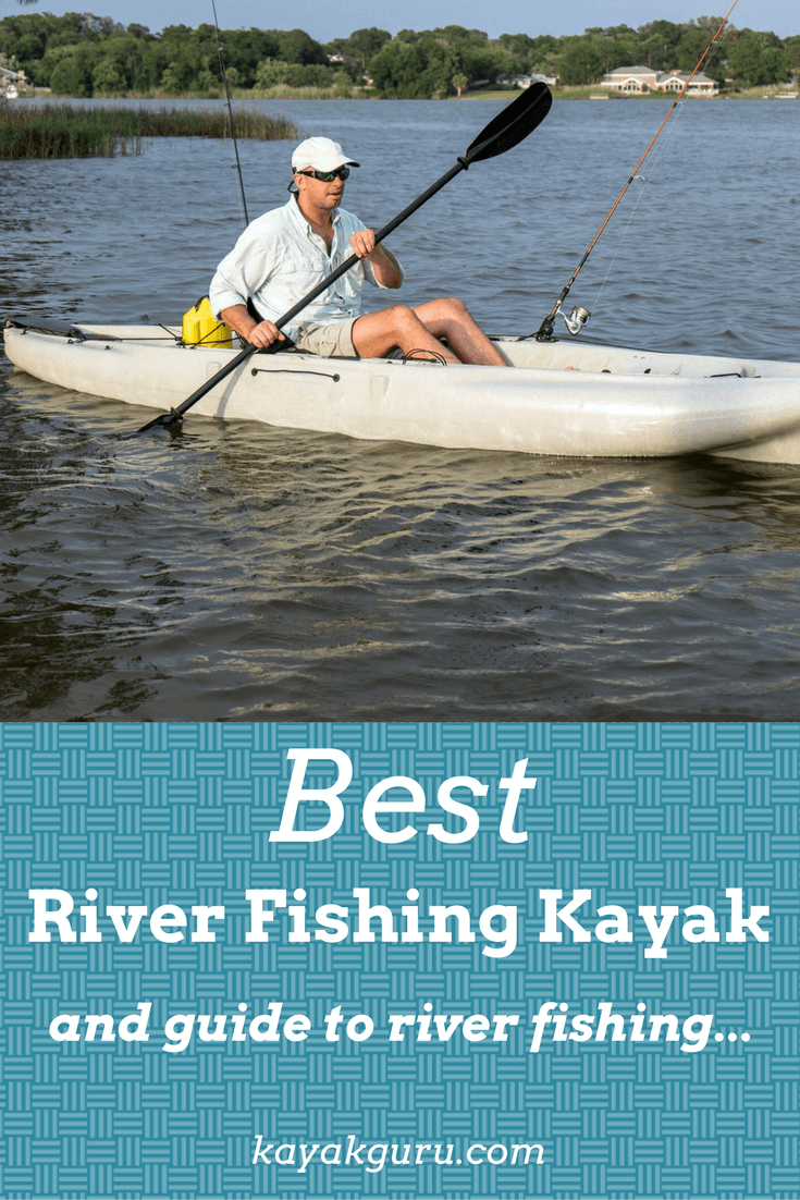 Best River Fishing Kayak Vertical