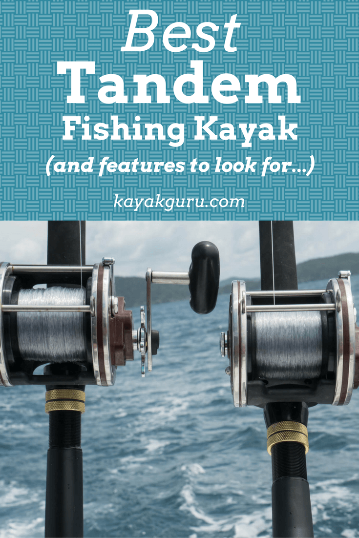 Best Tandem Fishing Kayak Vertical