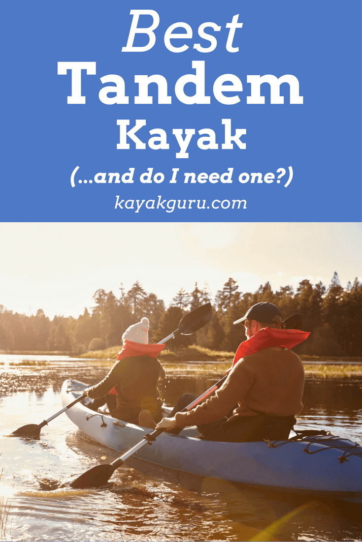 Best Tandem Kayak Vertical