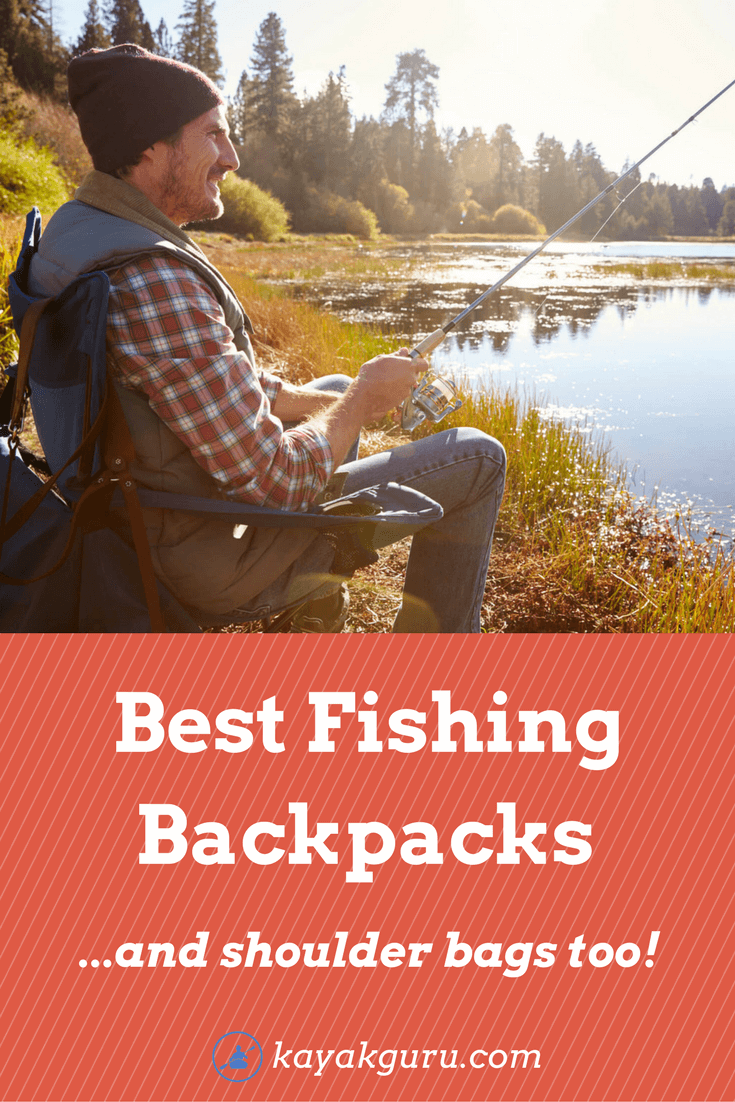 Best Backpacks For Fishing