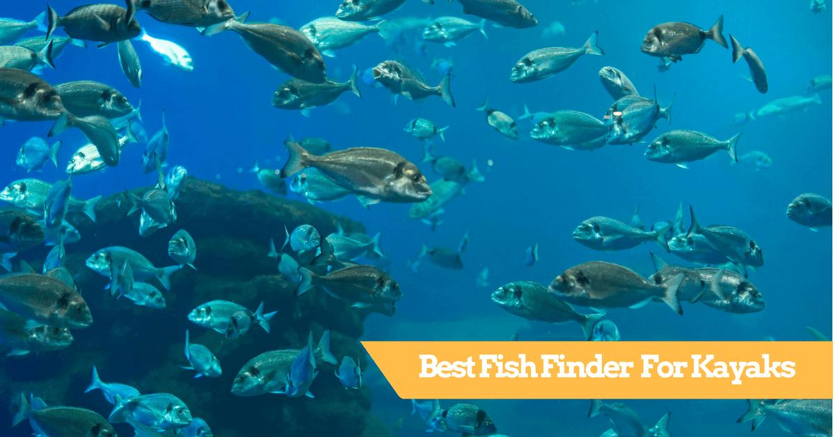 Best fish finder for kayaks boats top fishing depth for Best fish finder 2017