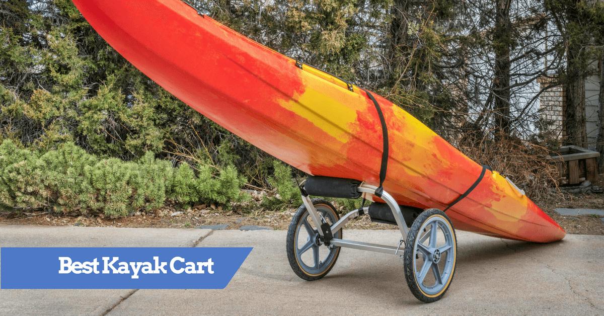 Best Kayak Carts 2019 Kayak Trolleys Taildraggers Plug