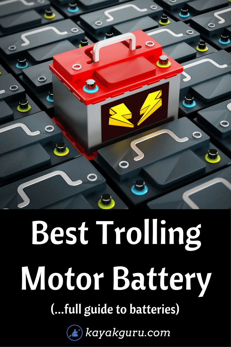 Trolling motor battery box thought you might want to know for Marine trolling motor batteries