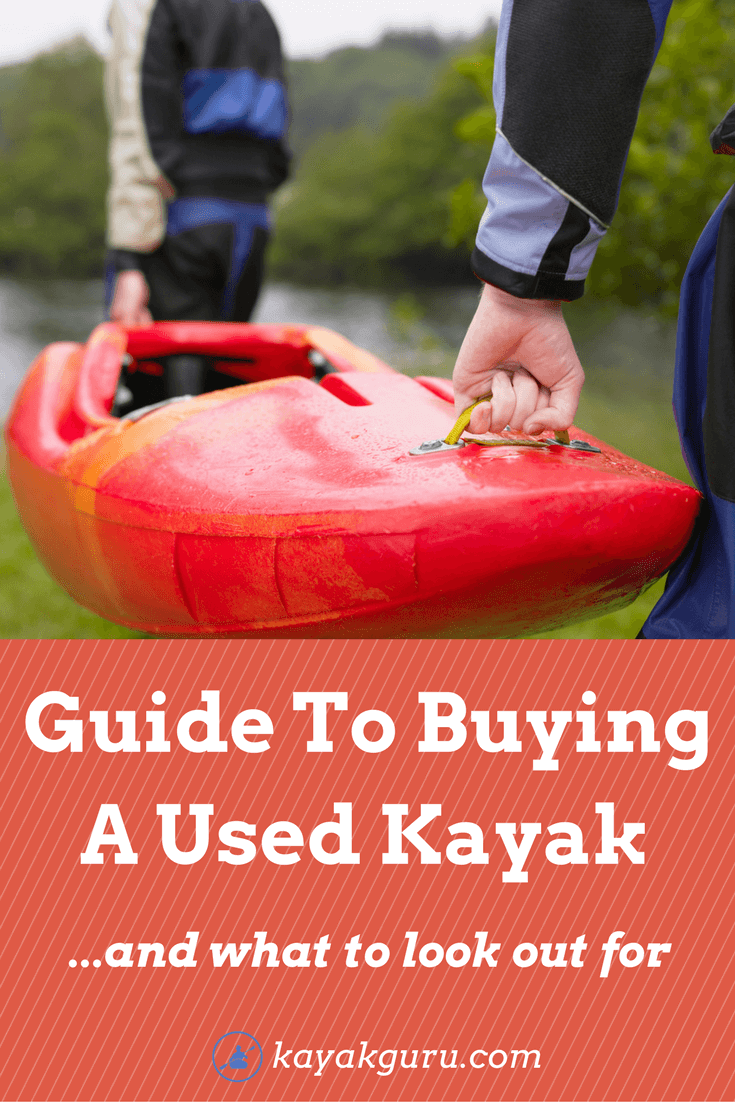 Guide To Buying A Used Kayak