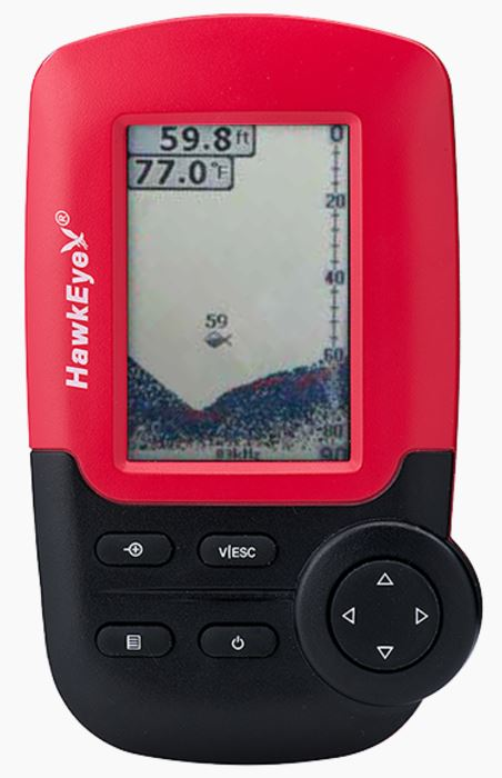 HawkEye FT1PXC Fishtrax Fish Finder