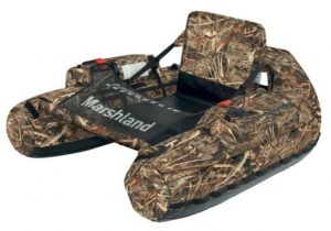 Marshland Duck Hunting - Fishing Float Tube