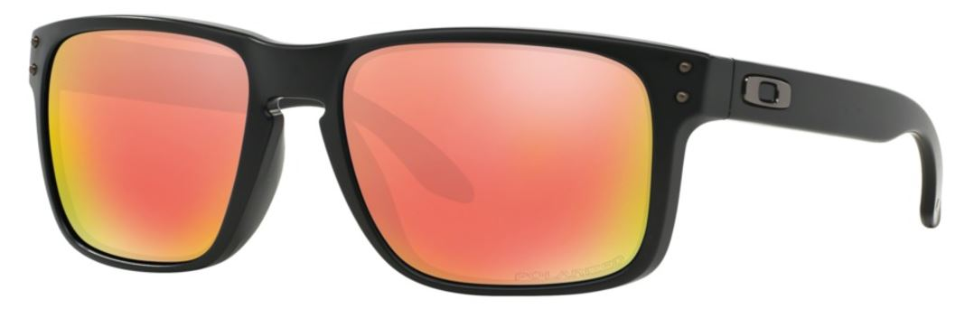 012a6304cb 3  Oakley Men s Holbrook Polarized Rectangular Sunglasses