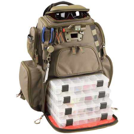 Wild River by CLC WT3604 Tackle Tek Nomad Lighted Backpack