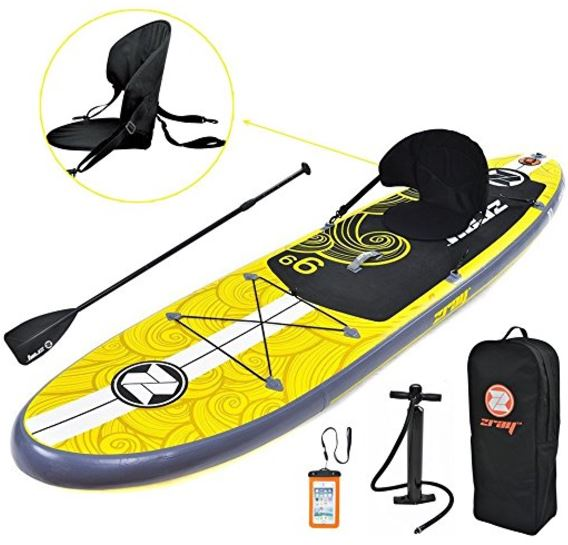 Best Inflatable SUP Boards   iSUP Stand Up Paddleboards Reviewed 2019
