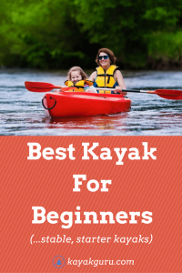 Best Beginners Kayak