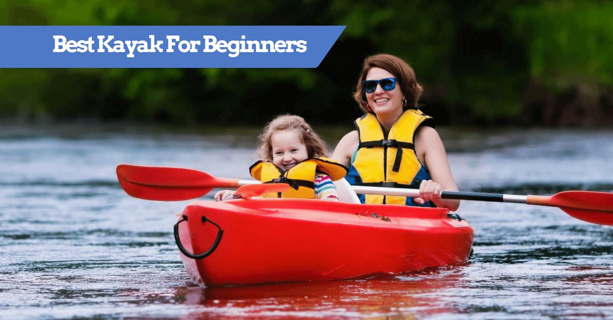 best kayak for beginners 2018 good starter kayaks for learning in rh kayakguru com Fishing Kayaks for Beginners Sea Kayaks for Beginners