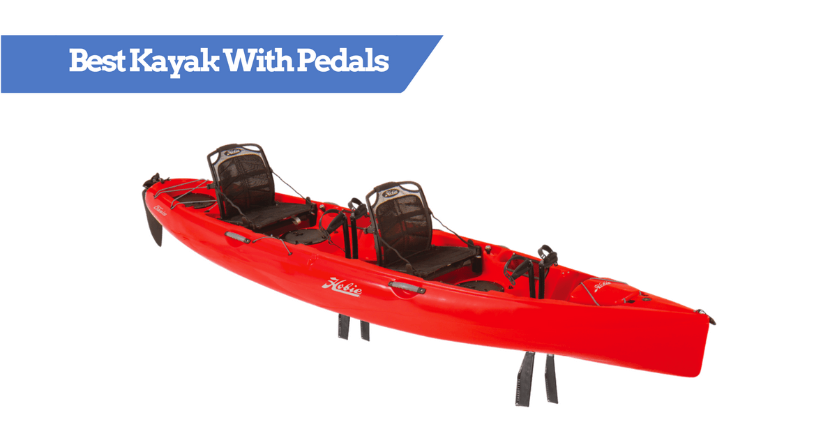 Best pedal kayak 2018 for hands free fishing rated for Used fishing kayak