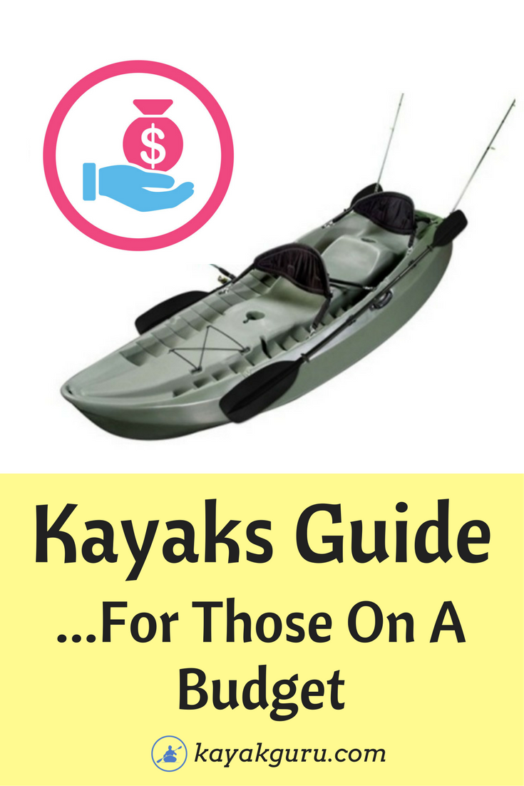 Best Kayak For The Money 2019 - Guide To Buying A Kayak On A