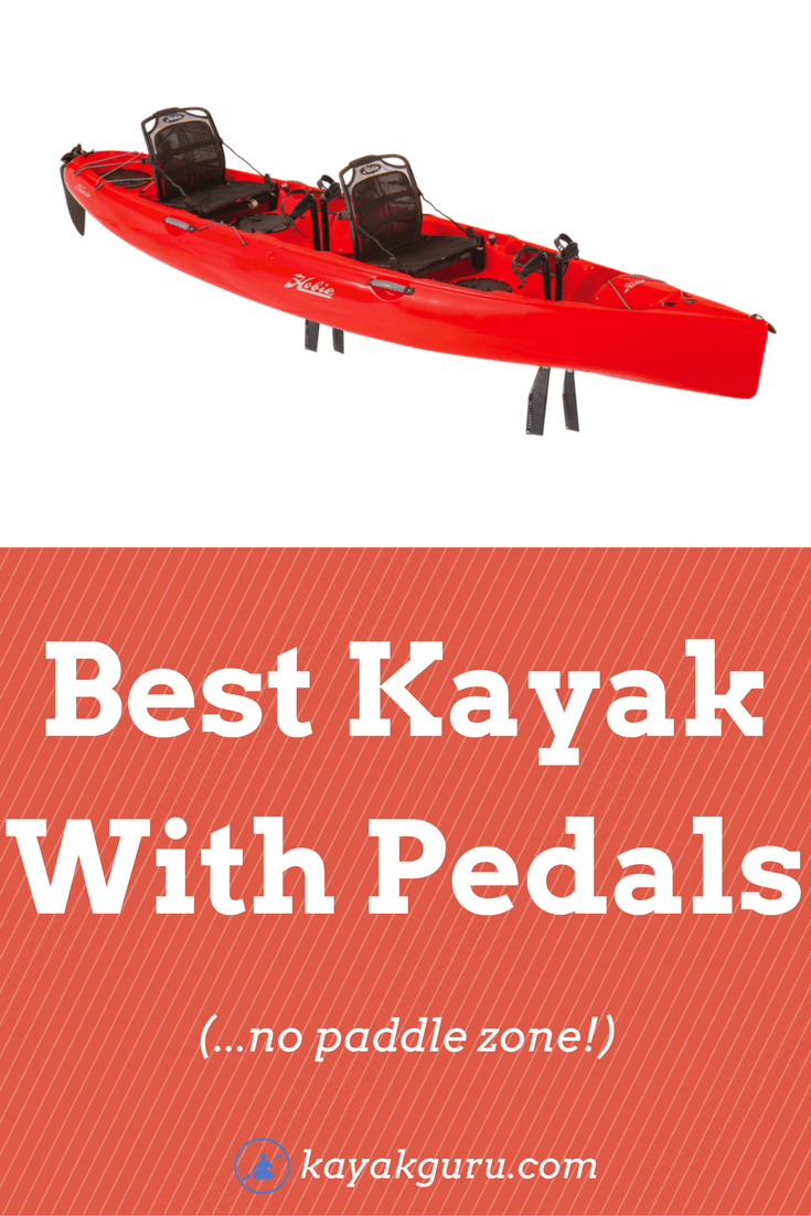 Best Pedal Kayak 2019 For Hands Free Fishing Rated