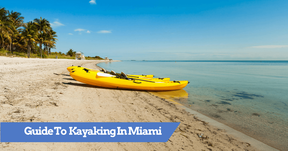 Guide to Kayaking in Miami