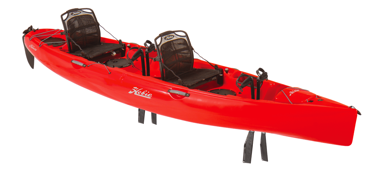 Best pedal kayak 2018 for hands free fishing rated for Best tandem fishing kayak