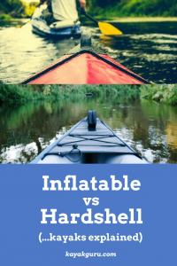 Inflatable vs Hardshell Kayaks Differences Explained