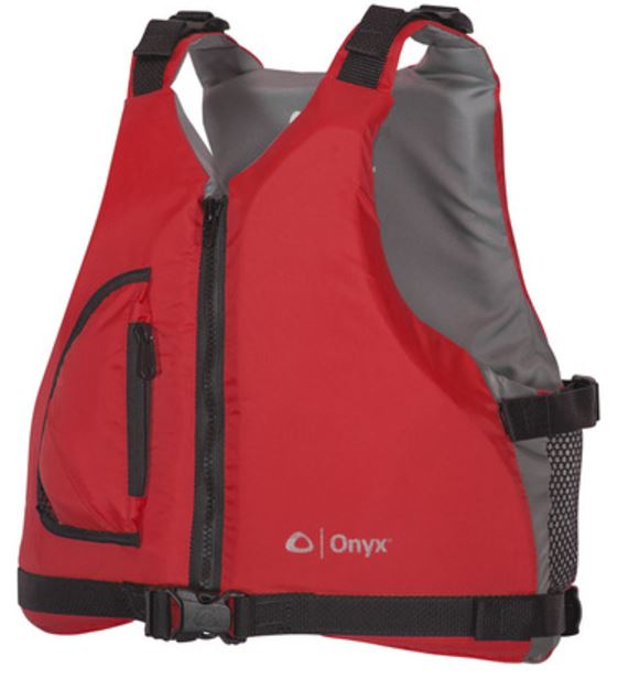 ONYX Youth Paddle Sports Life Jacket