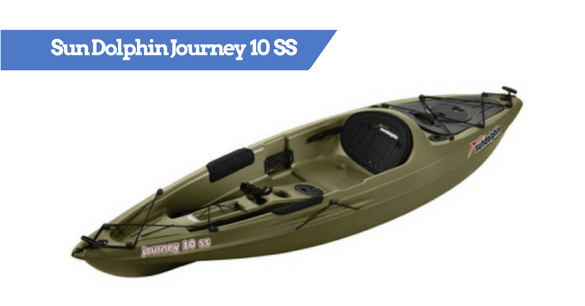Sun Dolphin Journey 10 Ss Kayak Review Sot Fishing Yak