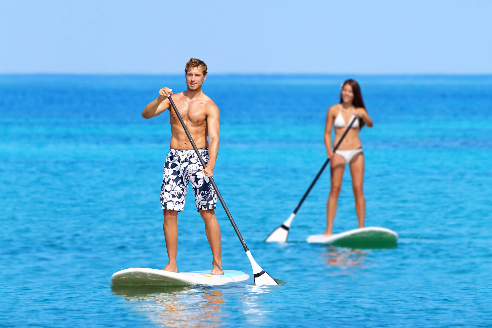 Ultimate Guide to SUP Fitness and Strength