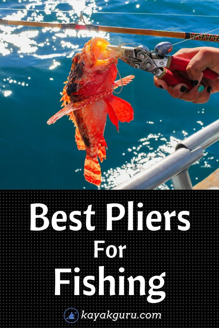 Best Pliers For Fishing - Saltwater and Freshwater