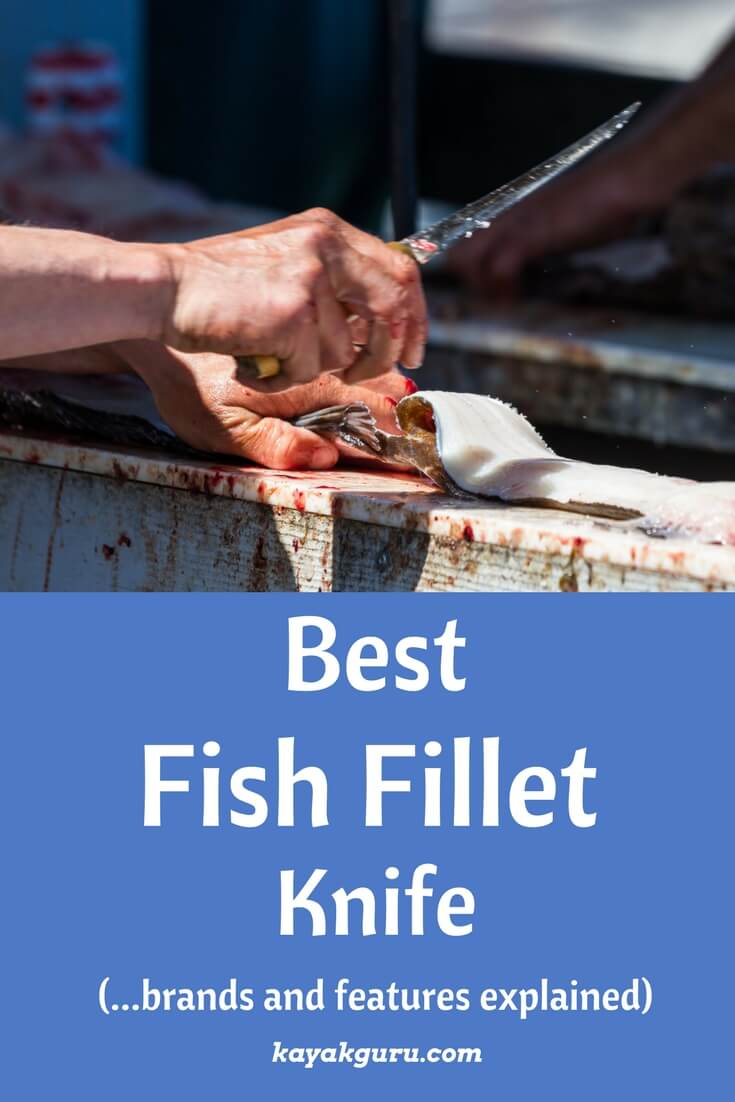 Best Knives To Fillet A Fish - Cleaning - Pinterest