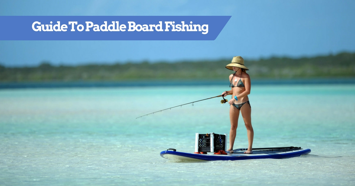 Guide To Paddle Board Fishing