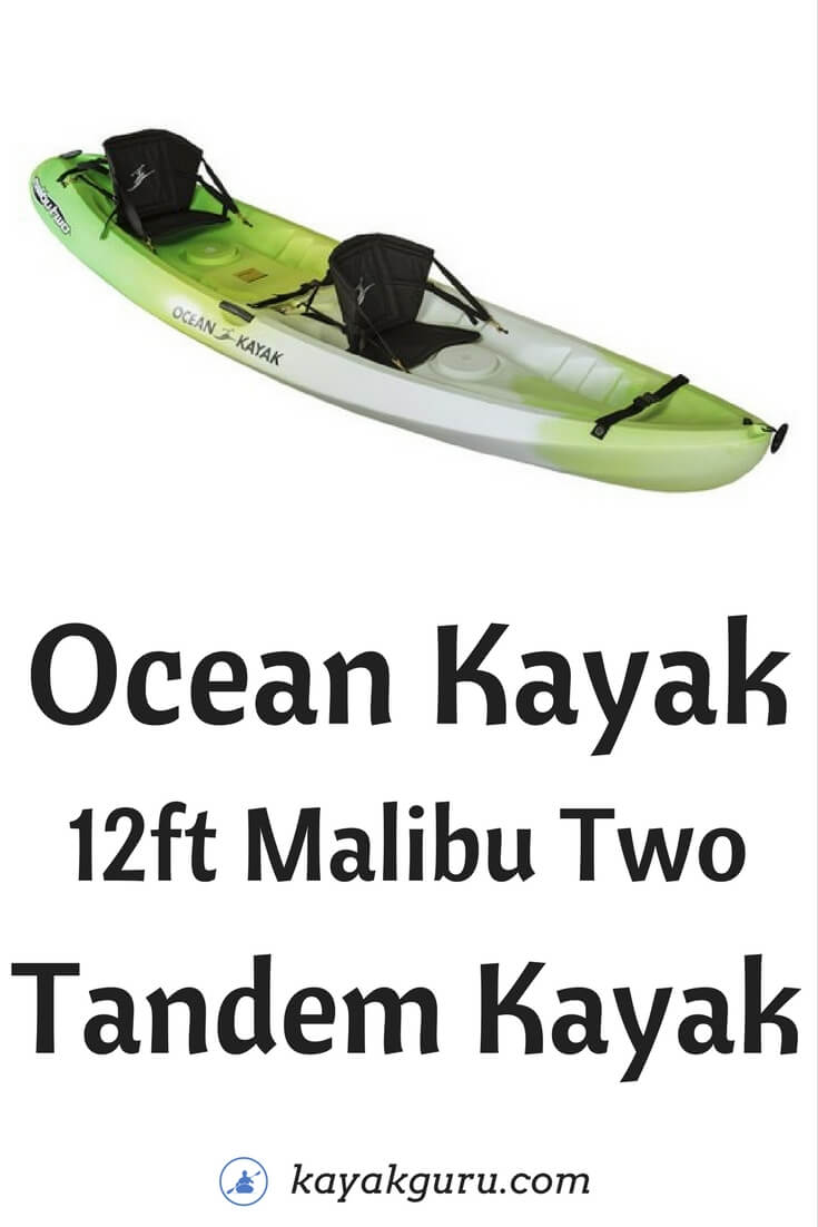 Ocean Kayak Malibu Review