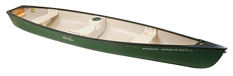 Old Town Saranac 146 Canoe Review and Features   Kayak Guru
