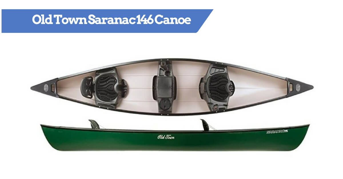 Old Town Saranac 146 Canoe Review