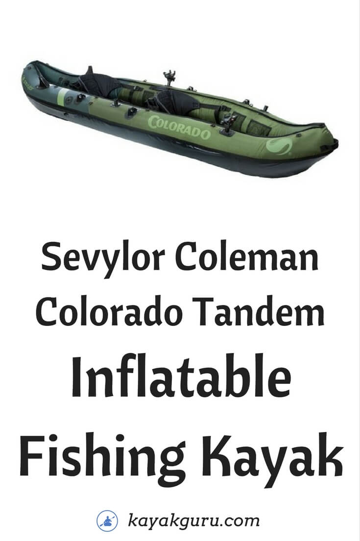 Colorado Inflatable Kayak  Review