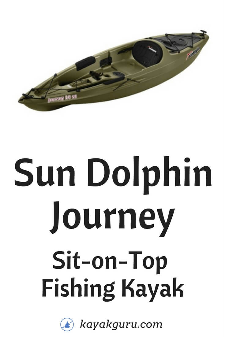 Sun dolphin journey 10 ss kayak review sot fishing yak for Journey fishing kayak