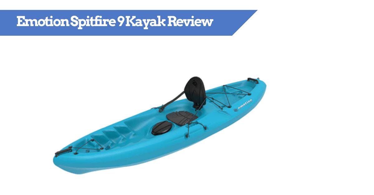 Emotion Spitfire 9 Kayak Featured Image
