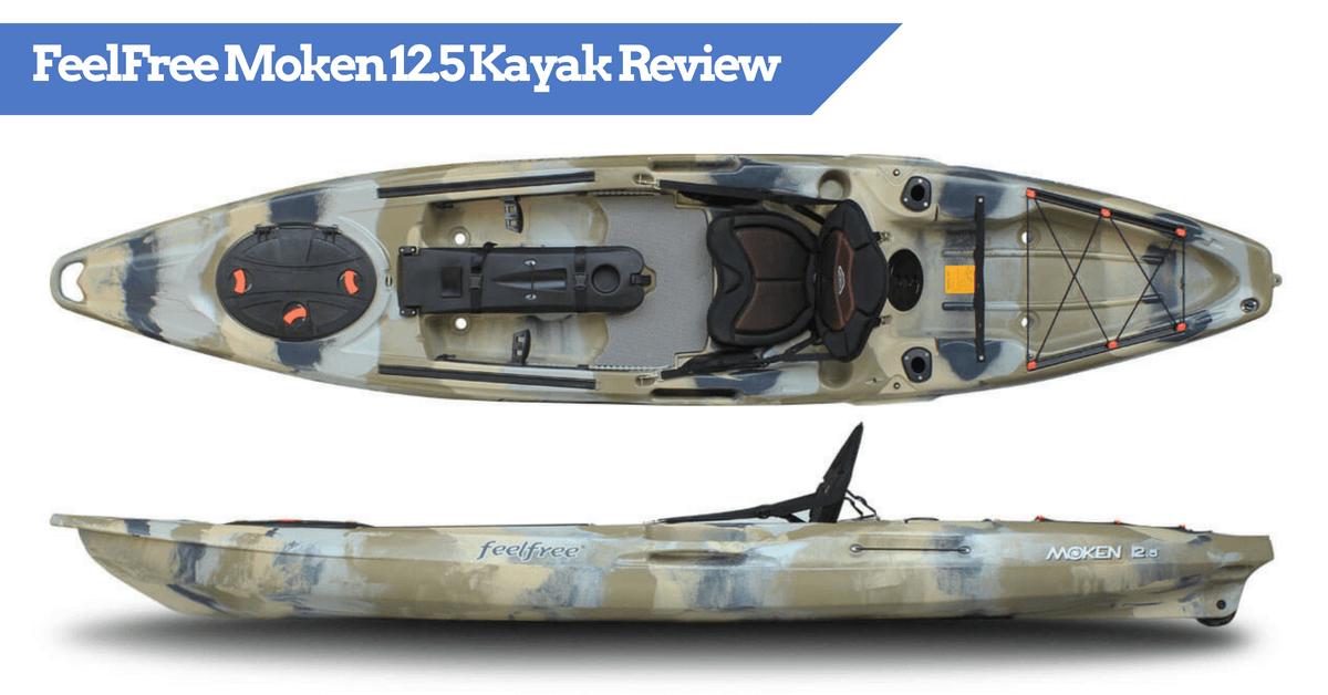 Fishing Moken 12-5 Kayak Featured Image