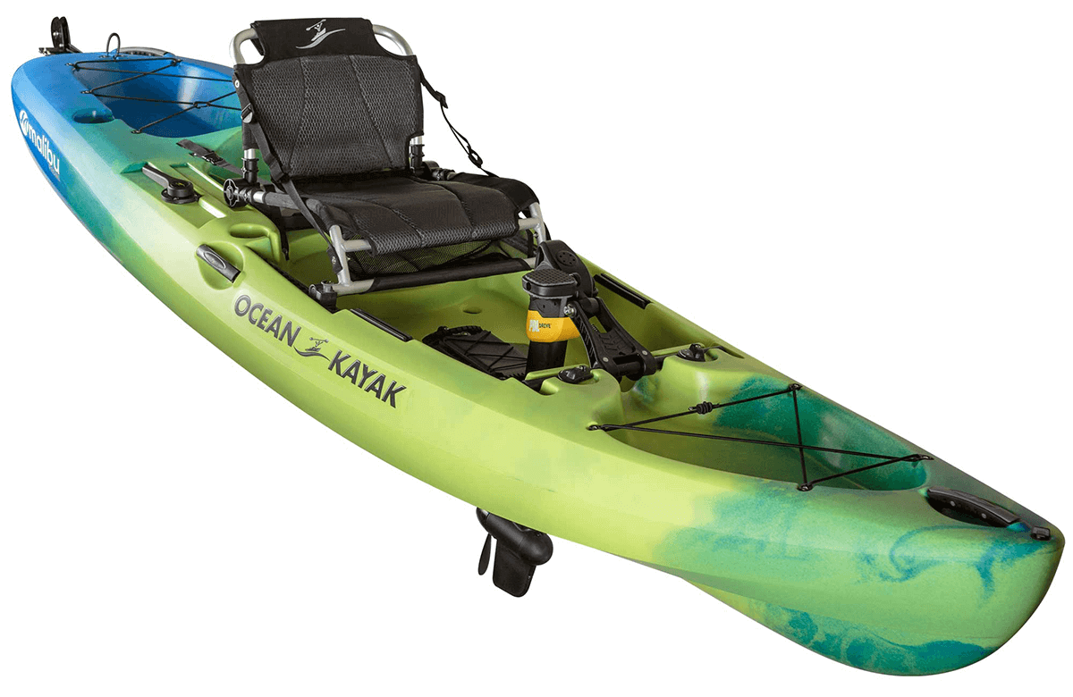 Best Pedal Kayak 2020 For Hands Free Fishing Rated Reviewed