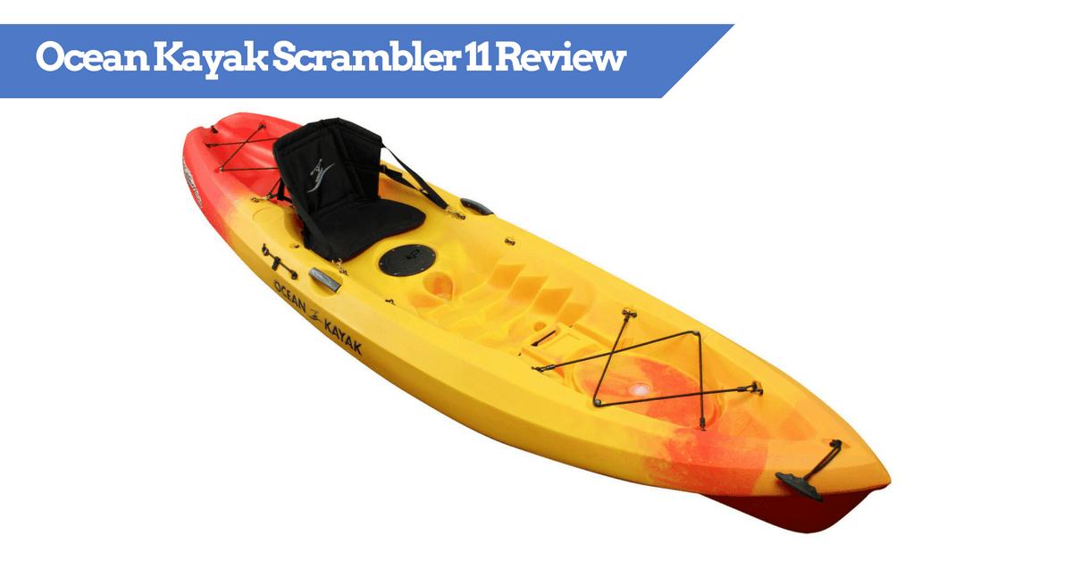Ocean Kayak Scrambler 11 Kyak